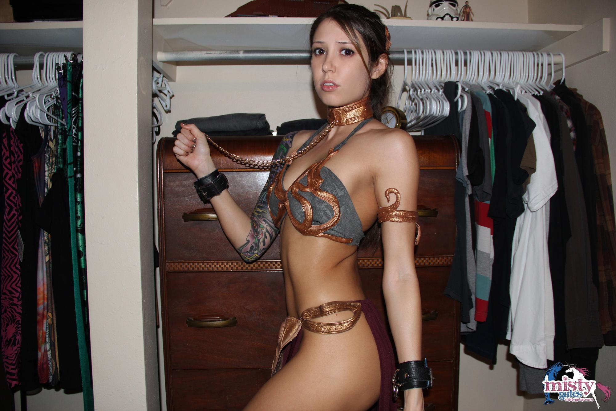 Costume slave porn nude photo