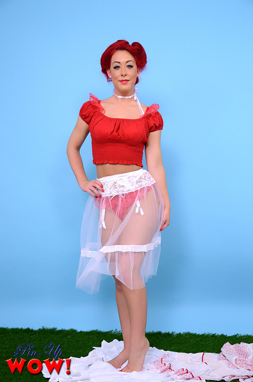 redhead chloe pic
