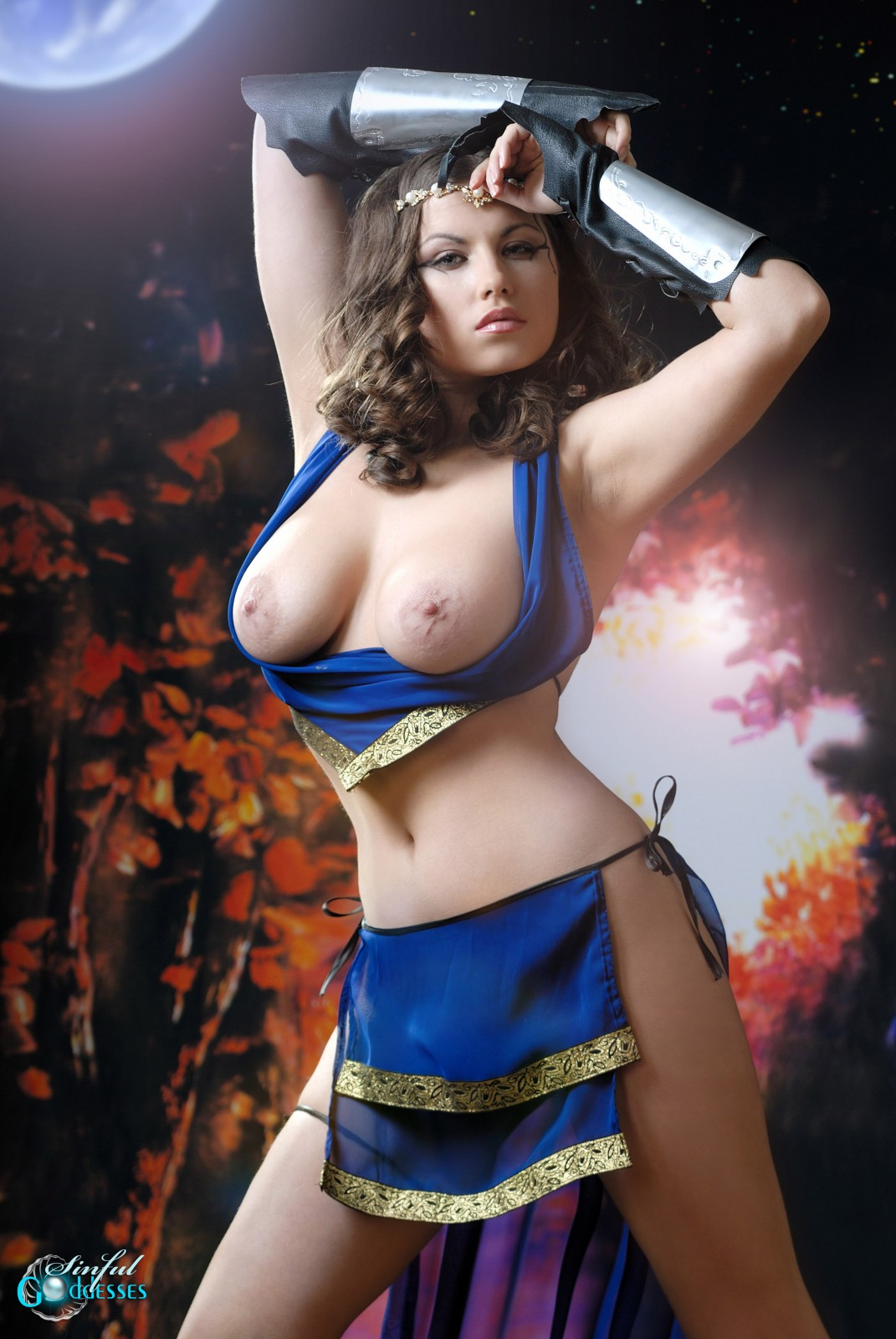 Warriors sexy busty pictures sexy videos