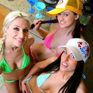 Karlie Montana and Friends