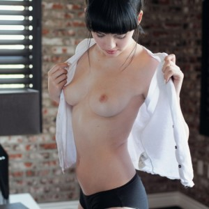 Mellisa Clarke via SuicideGirls