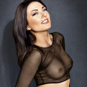 Slovenian Sara Mercnik