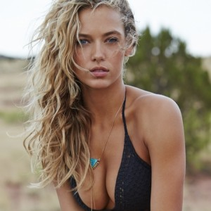 Blonde Hottie Hannah Ferguson