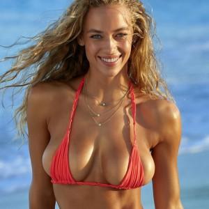Swimsuit Model Hannah Ferguson