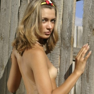 Country Girl Lilya Naked