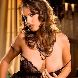 Sexy Brunette Lindsey Vuolo