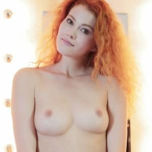 Hot Redhead Heidi Fireball