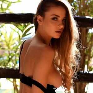 Emelia Paige Sexy Lingerie