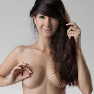 Lauren Crist Nude In The Studio