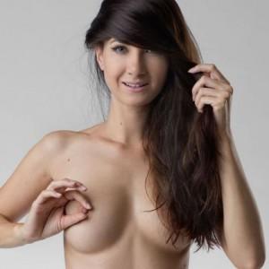 Lauren Crist Nude In The Studio