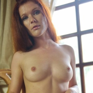 Mia Sollis Strips At Her Home