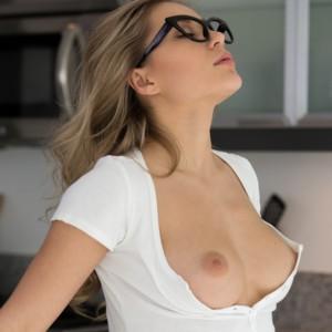 Candice Brielle Nerdy Kitchen Strip