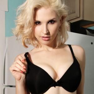 Hot Blonde Coed Kohl