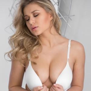Candice Brielle Grey Panties