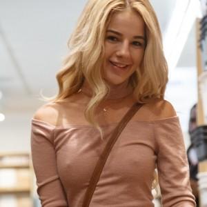 Bella Rose In Fall Fashion