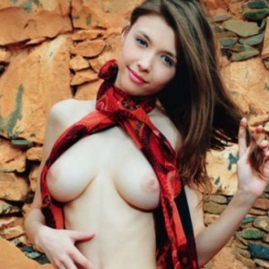 Thumb for Mila Azul Shows Her Amazing Naturals