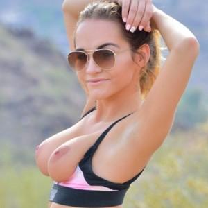 Hot Babe Charlotte J