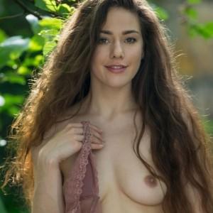 Joy Draiki - Nude Playboy