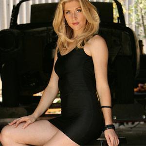 Emma Jacobs Black Dress